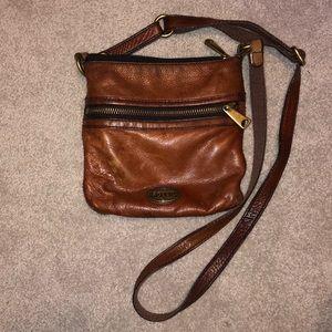 Fossil Cross Body Bag